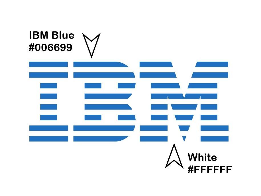 IBM colors names