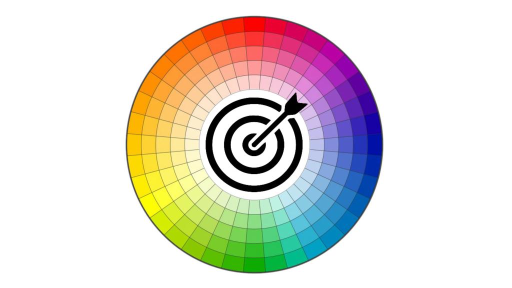 True colours test